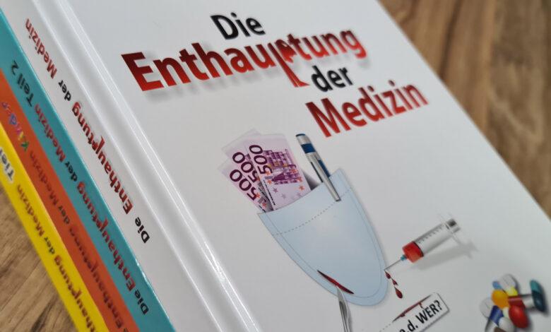 Corinna Angelika Winkler - Die Enthauptung der Medizin, www.gailtal.news